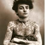 Pioneras del tatuaje