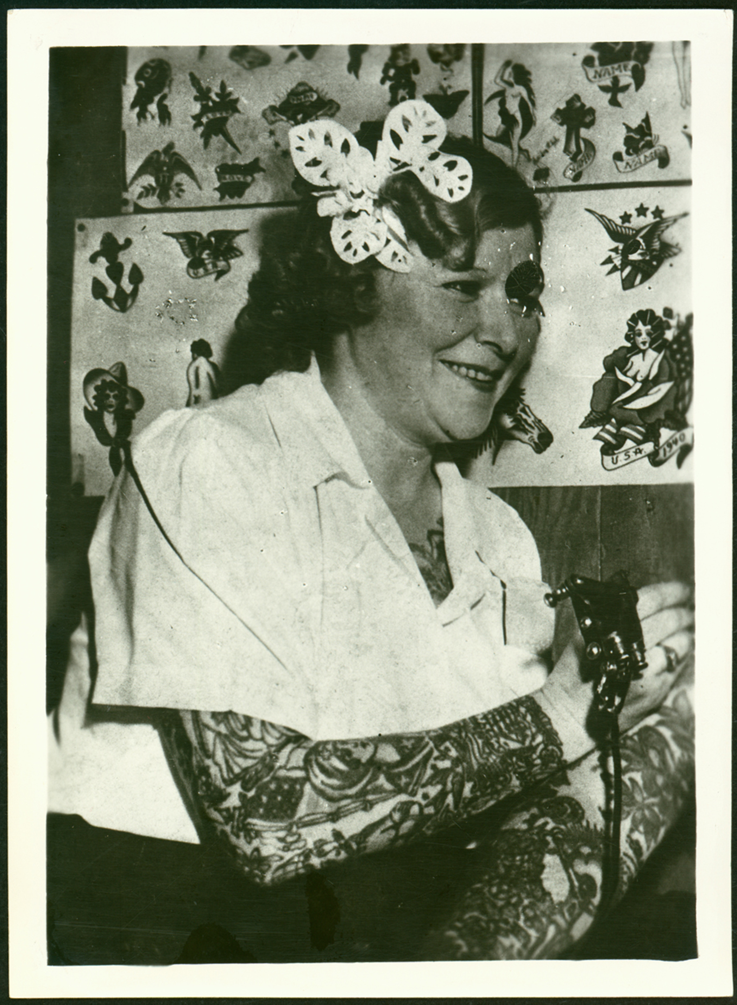 Mildred Hull
