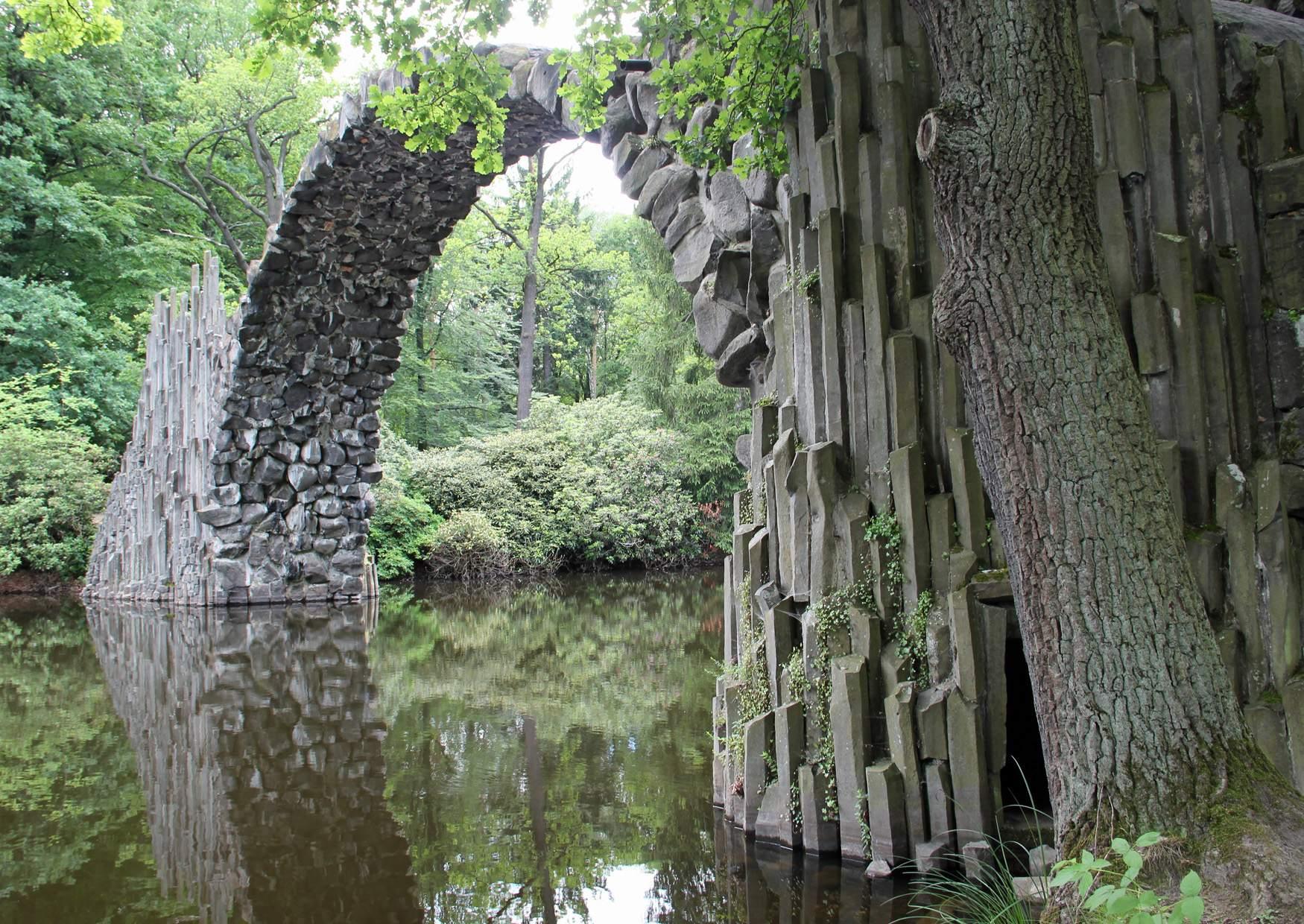 Parque Rhododendron Kromlau Alemania 27