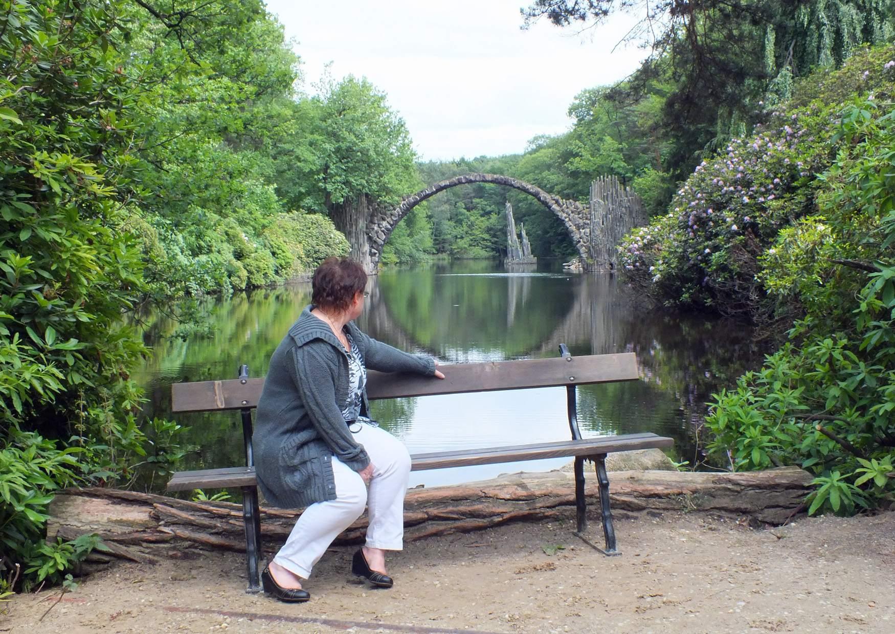 Parque Rhododendron Kromlau Alemania 32
