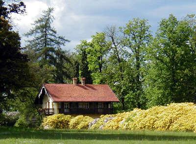 Parque Rhododendron kavalierhaus