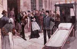 ambulancia colera 1832
