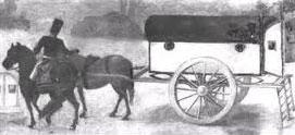 ambulancia napoleonica