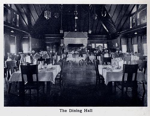 college bennett 1907