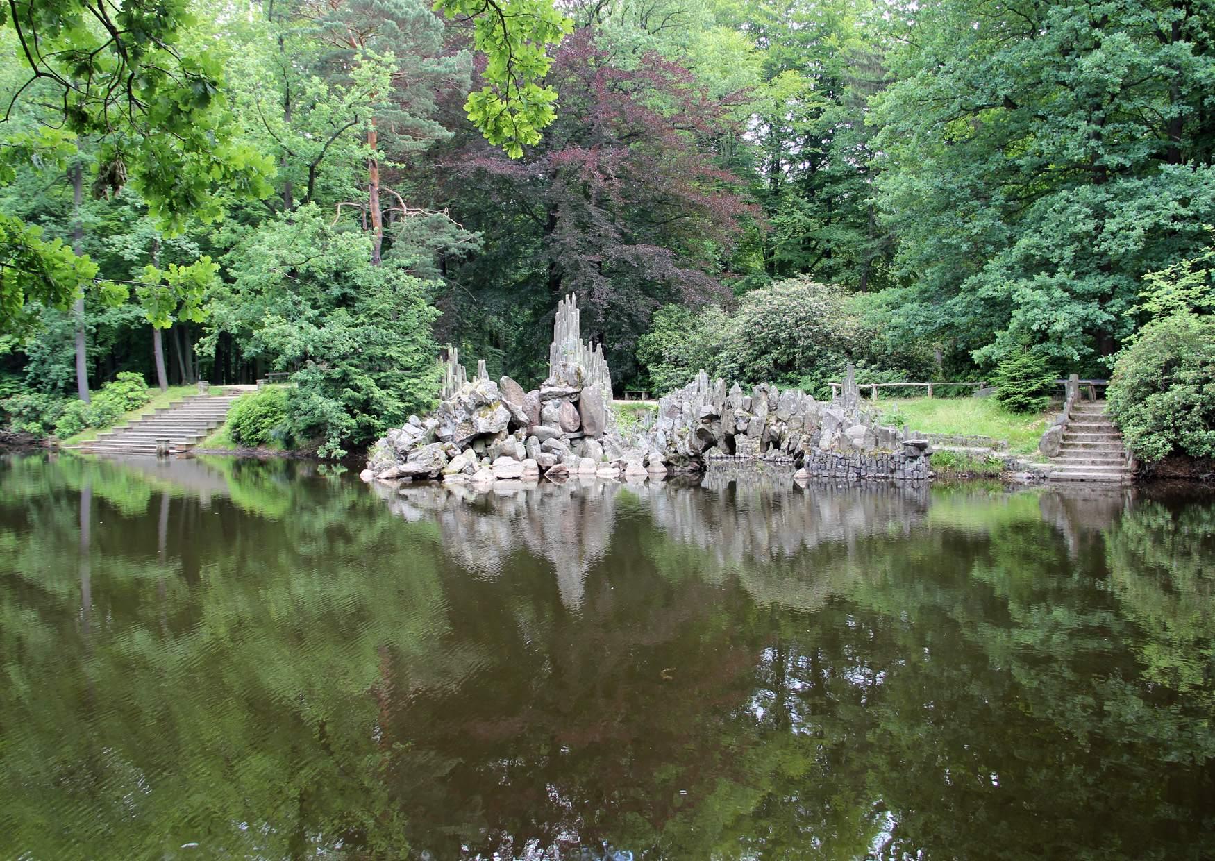 park kromlau azaleen und rhododendronpark kromlau