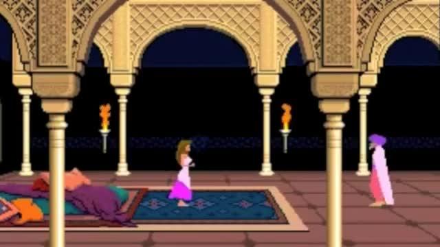 prince of persia amiga
