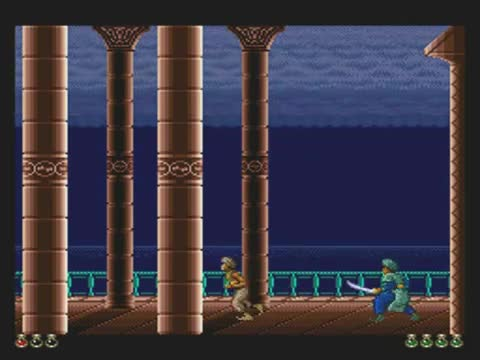 prince of persia snes 1992