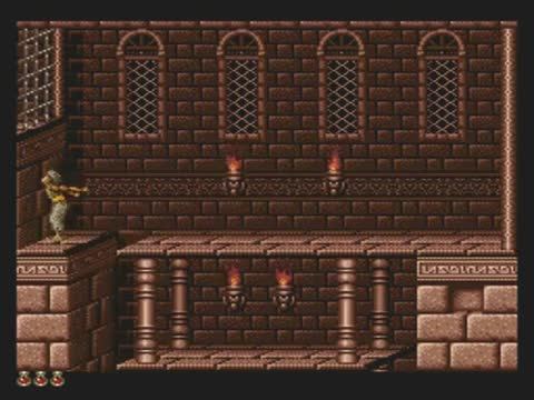 prince of persia super nintendo 1992