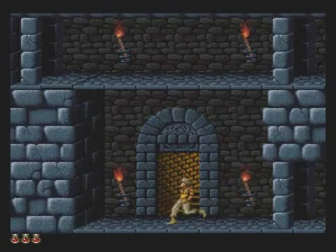 prince of persia super nintendo