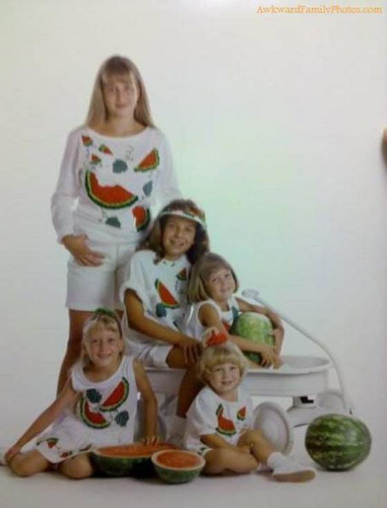 retratos familiares extranos 03
