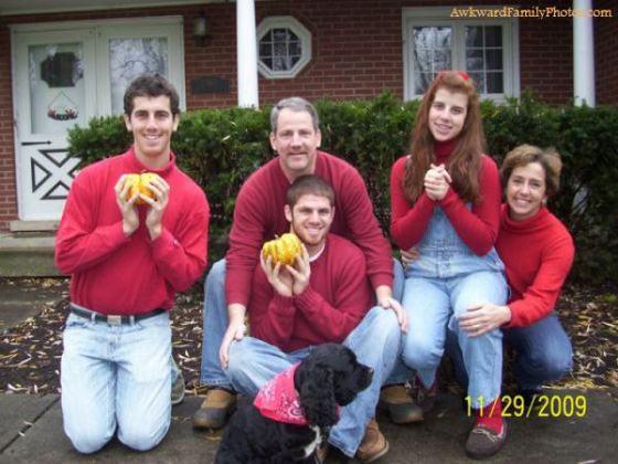 retratos familiares raros 18