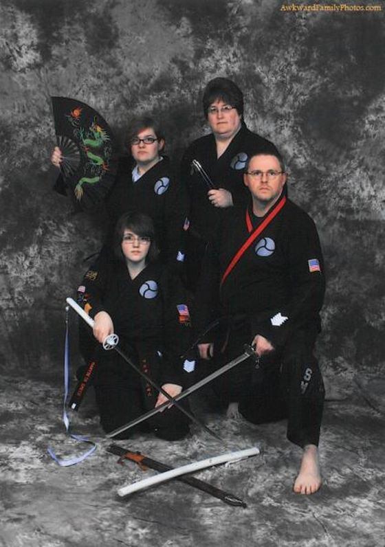 retratos familiares raros 21