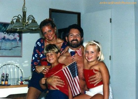 retratos familiares raros 24