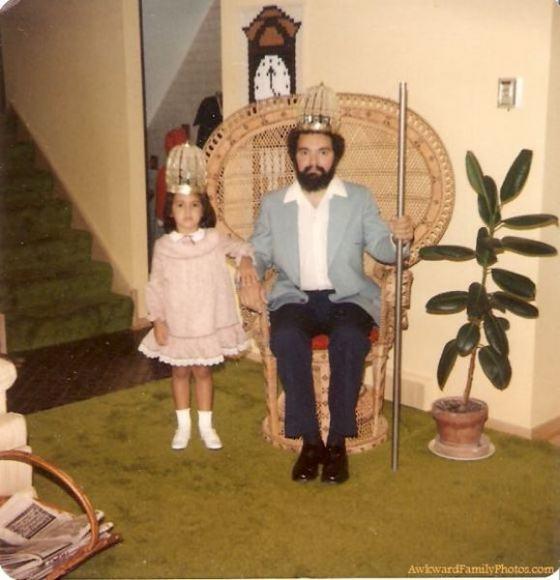retratos familiares raros 32