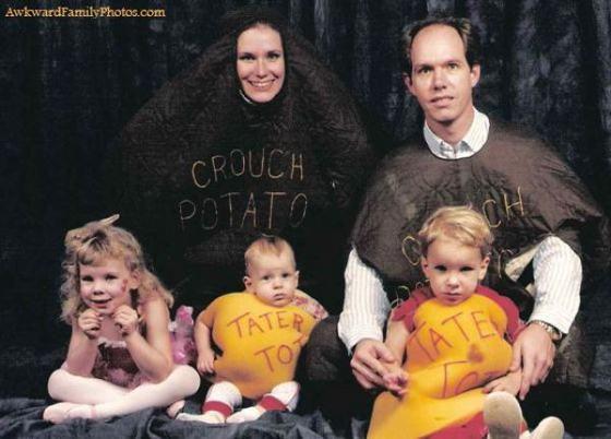retratos familiares raros 33