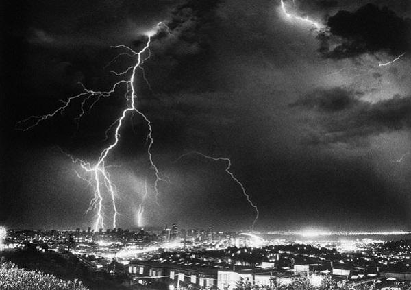 tormentas rayos San Francisco