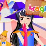 Juego en la boutique mágica