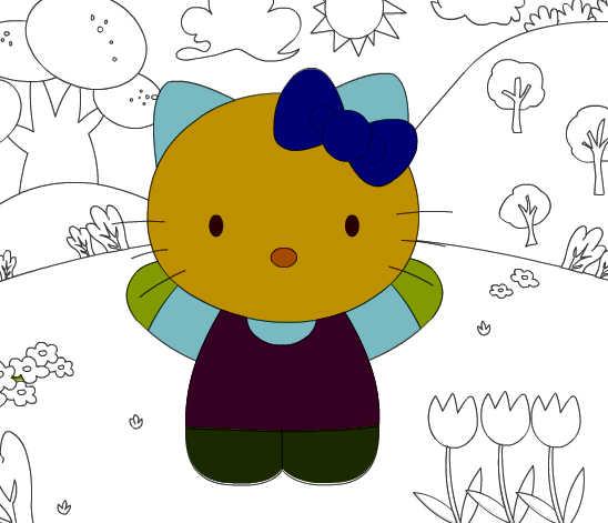 juego-colorear-hello-kitty