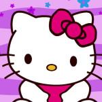 Juego de decorar el pastel de Hello Kitty