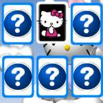 Juego con fotografías de Hello Kitty