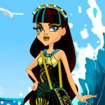 Juego con prendas de verano para Cleo de Nile