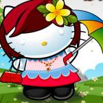 Juego de ropa con Hello Kitty