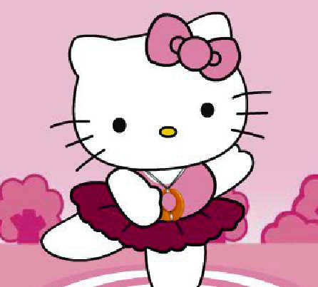 juego-vestir-hello-kitty-show