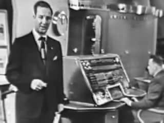 univac ordenador 1956 10