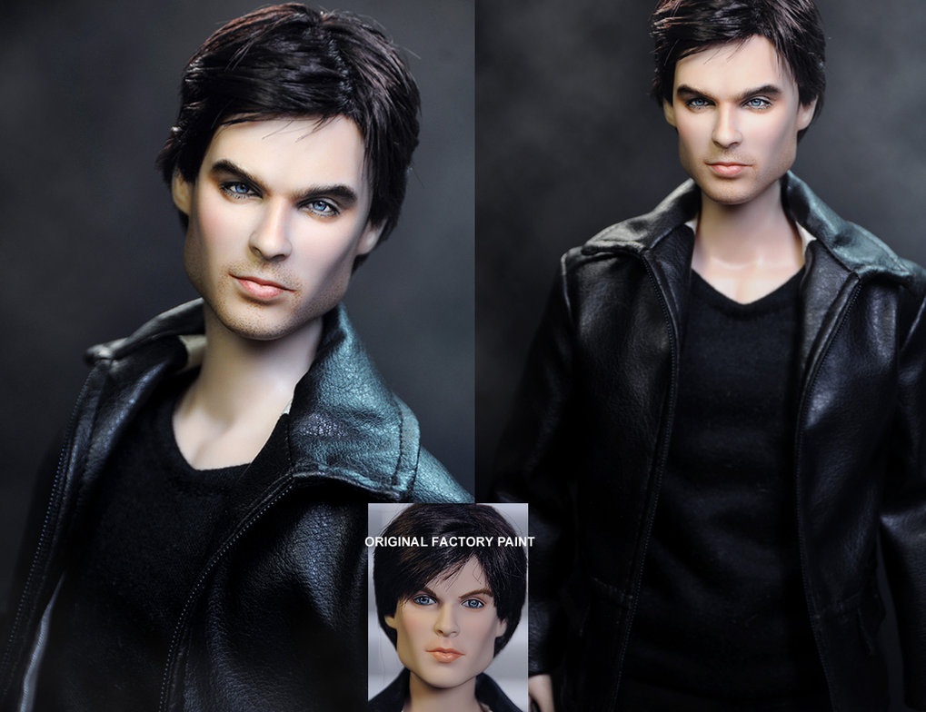 Damon Salvatore cronicas vampiricas ian Somerhalder