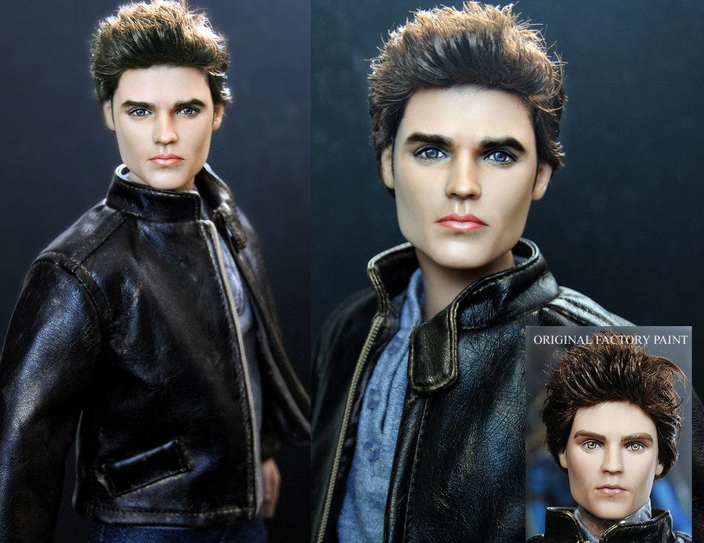 Vampire Diaries Stefan muñeco doll