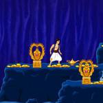 Aladinn en la cueva de Ali Baba