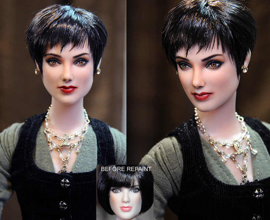 amanecer Ashley Greene alice cullen muñeca doll