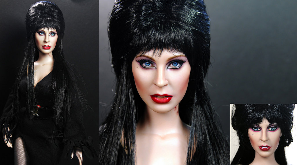 cassandra peterson elvira muñeca doll