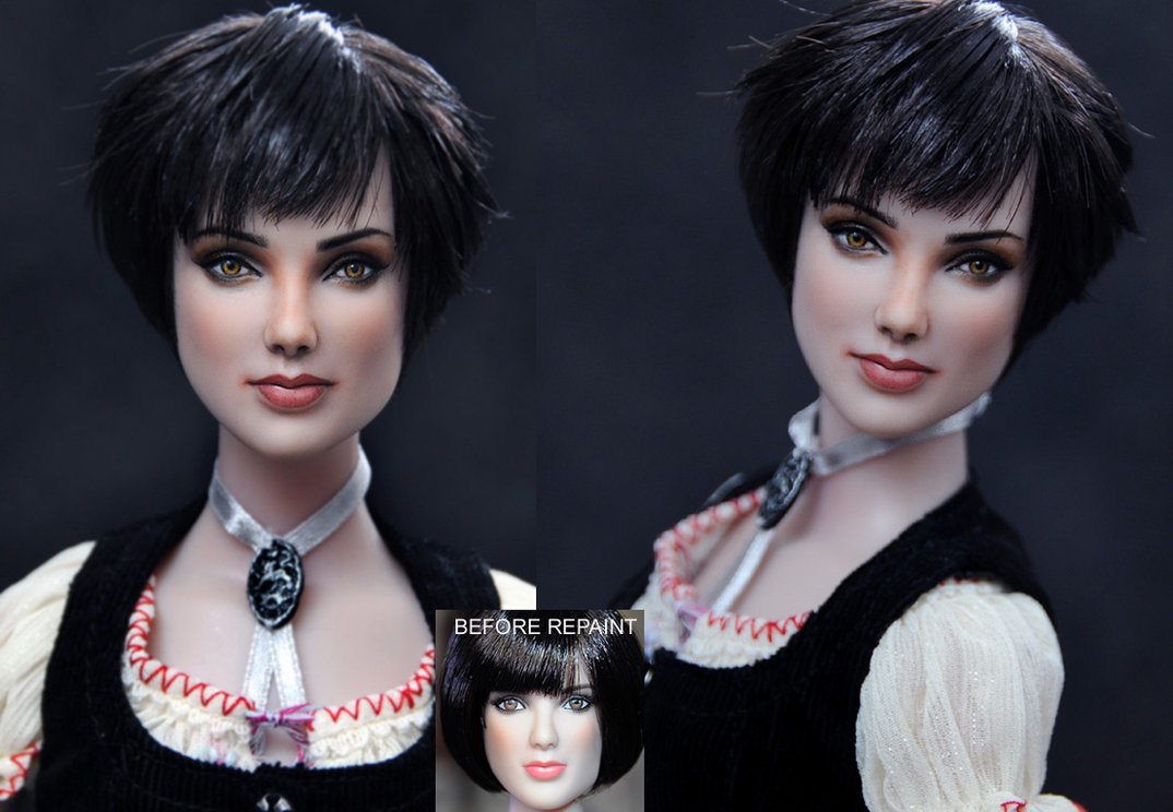 crepusculo alice cullen Ashley Greene muñeca doll