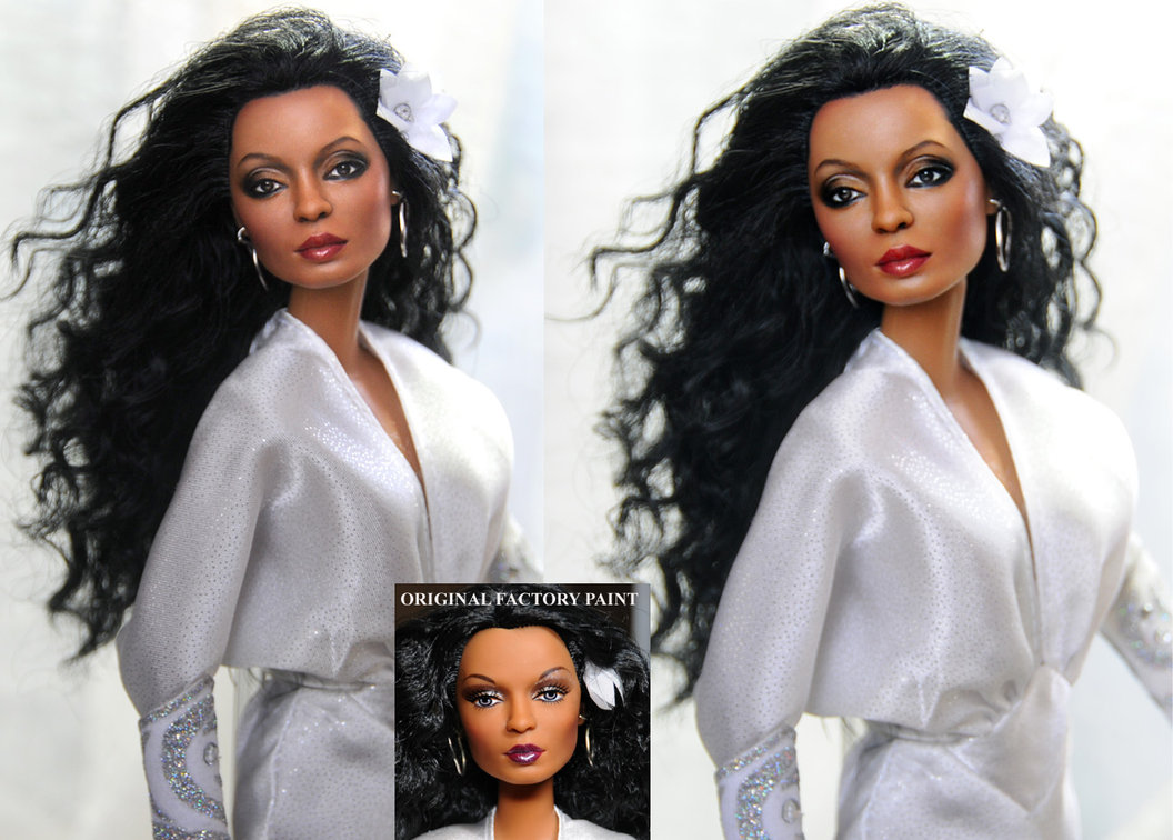 diana ross muñeca doll