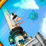 El viaje de Phineas y Ferb