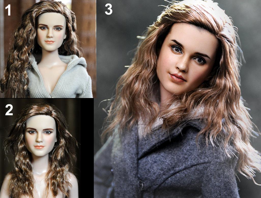 emma watson hermione granger muñeca doll