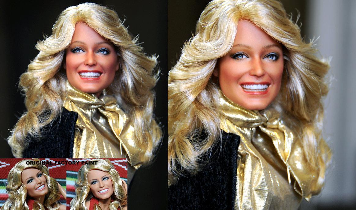 farrah fawcett muñeca doll