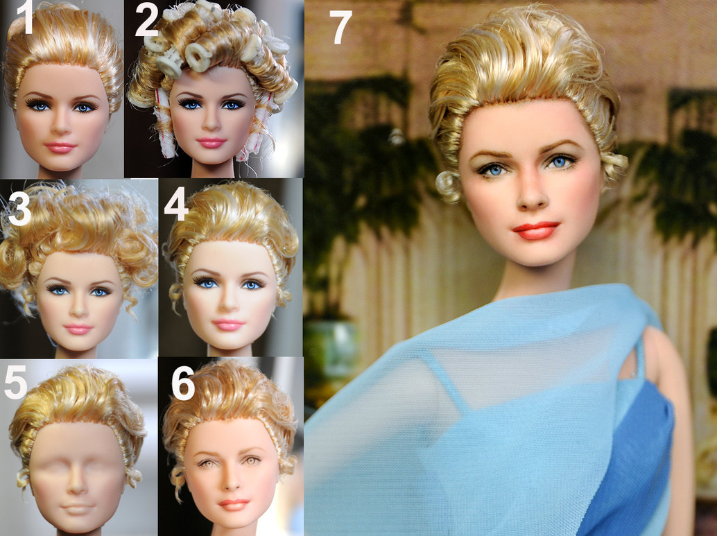 grace kelly muñeca doll