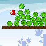 Juego: Angry Birds Cañón