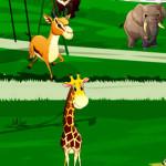 Juego con los animales del circo