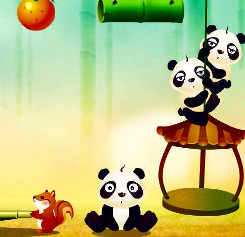 juego-bebe-panda