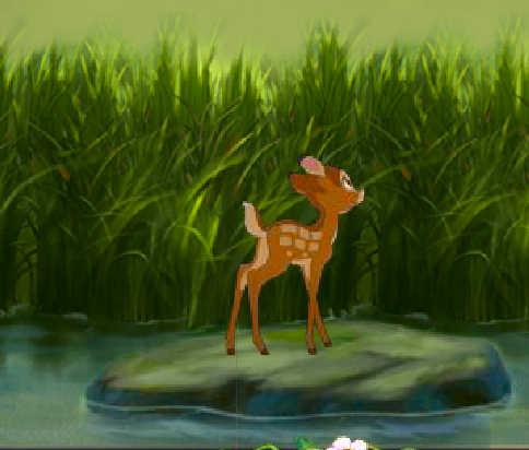 juego-coger-flores-bambi