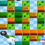 Juego con el conejito Bomberman