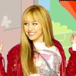 Juego con Hannah Montana y su doble vida