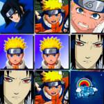 Juego de memoria con Naruto