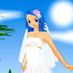 Juego de moda con chica anime