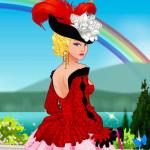 Juego de moda para la chica victoriana