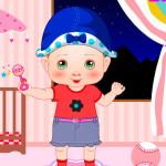 Juego de moda y confección para bebés