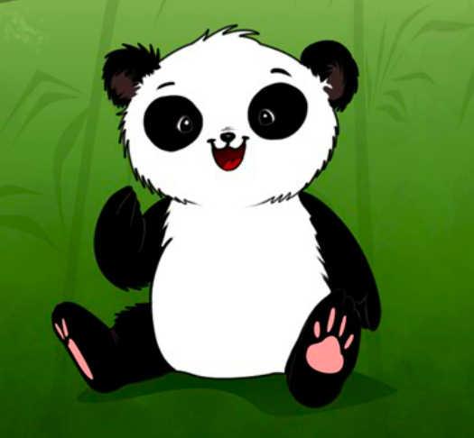 Juego de vestir al bebé panda | Juegos